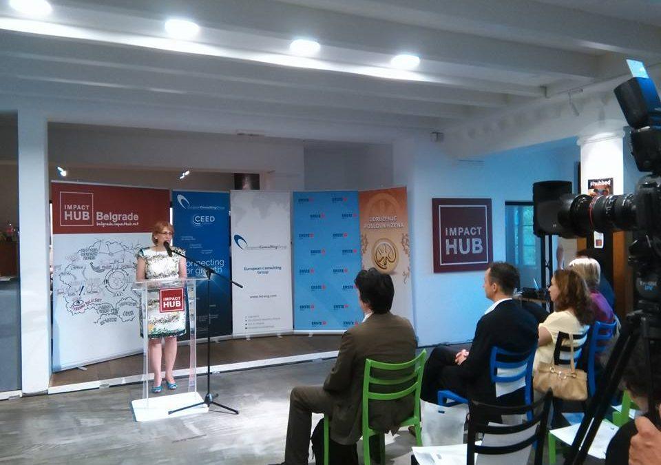 Подршка развоју малих и средњих предузећа у Србији