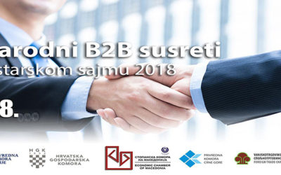 Позив за посету 21. Међународном сајму господaрства у Мостару, 10. 04 2018. године