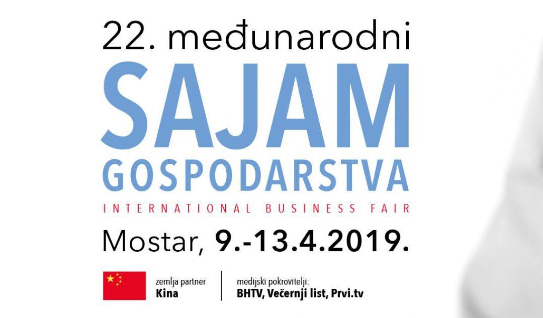 Позив за посету Међународном сајму господaрства у Мостару